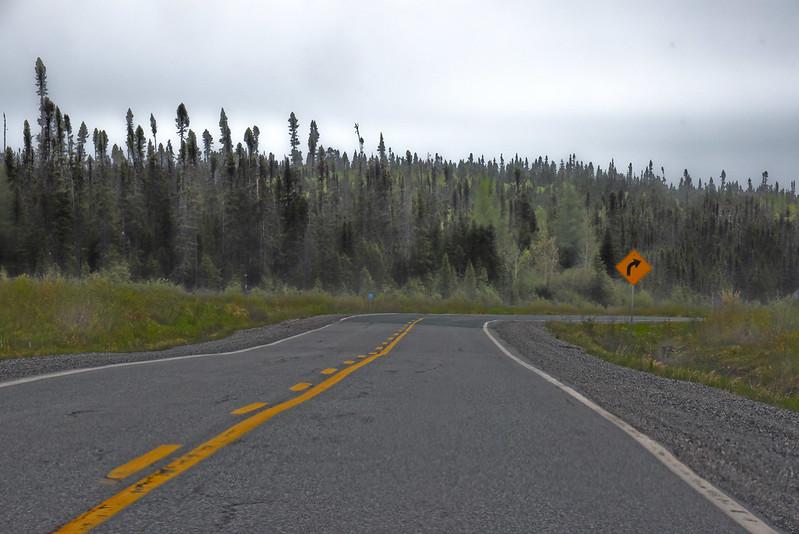 Highway 113, Quebec