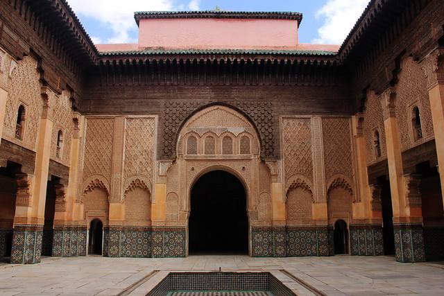 Islamic University: Ben Youssef Medersa