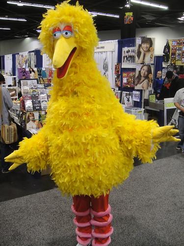 WonderCon 2012 - Big Bird | by Doug Kline