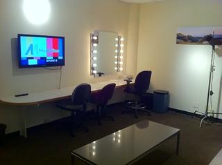 Studio 3 Green Room | by MediaOne.Studios