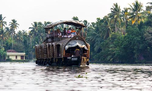 Kerala Boathouse | by Silver Blu3