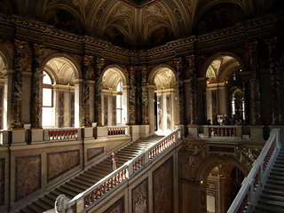 Vienna museum interior   by barnyz
