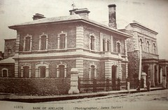 Murray Street 93 Bank of Adelaide, 1876