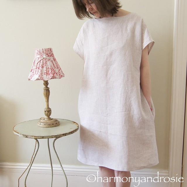 iona tunic dress