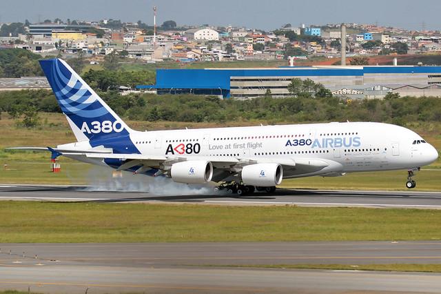 A380-800 | GRU