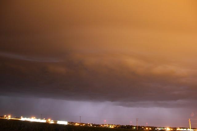 062212 - Late Night Nebraska Supercell
