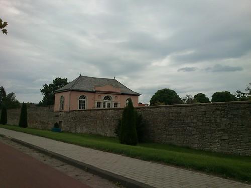 Teehaus an der Klostermauer   by Stadtkatze