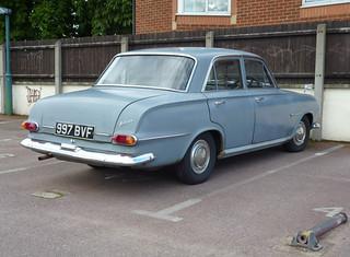 1963 Vauxhall Victor Deluxe | by Spottedlaurel