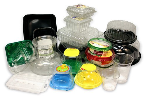 Collection of #1 PET plastic, accepted effective June 2012