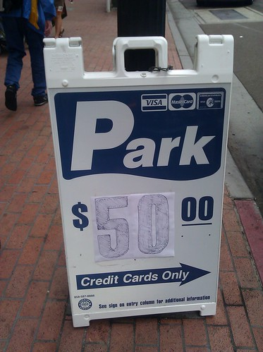 $50 Parking | by Kelson