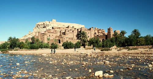Old kasbah in the Sahara desert | by A.Cahlenstein Photography