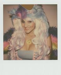 Rainbow Pony Girl