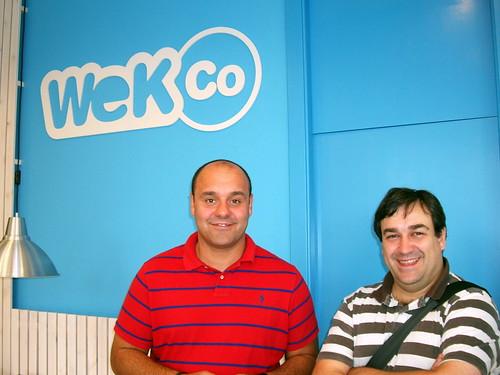 20120827_Nilo y Manel AVV Novo Mesoiro   by WeKCo