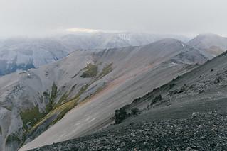 Mystery slopes