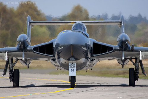Sea Vixen taxi 16th April 2014 | by Dorsettrooper