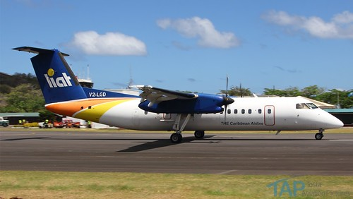 V2-LGD-1 DHC8 SLU 201404 | by TAP Tosta Aviation Pictures