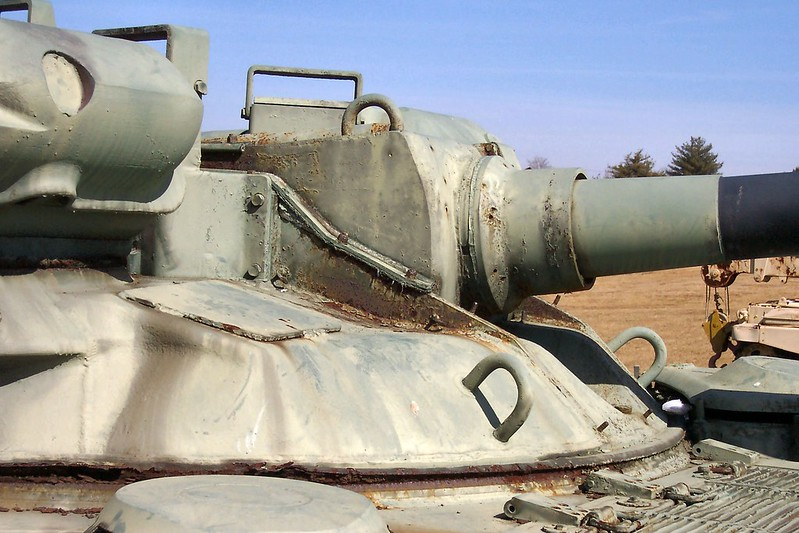 T-92 Tanque Ligero 8