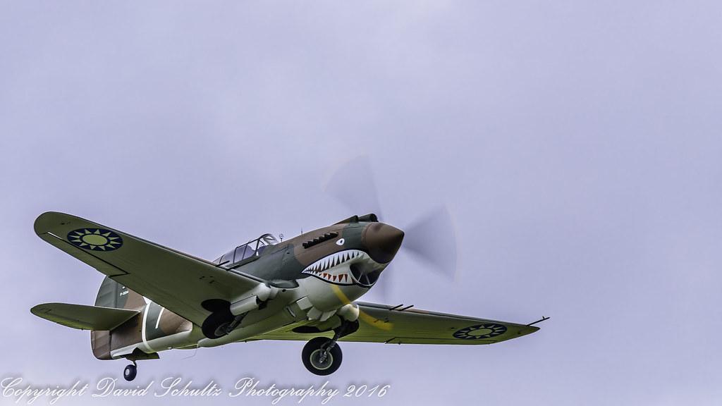 1941 Curtiss Wright P-40C Tomahawk N2689