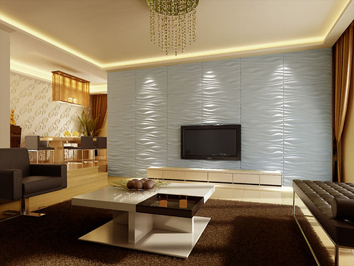 3D-102 wall panel | by Talissa Decor Ceilings