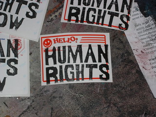 HELLO! HUMAN RIGHTS | by andres musta