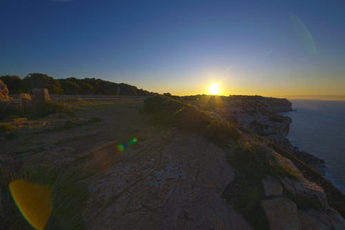 sunrise hdr caboblanco