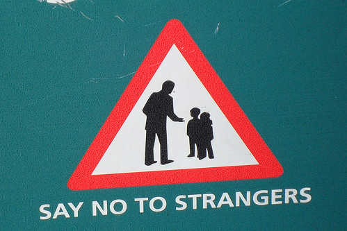 SAY NO TO STRANGERS | by _chrisUK