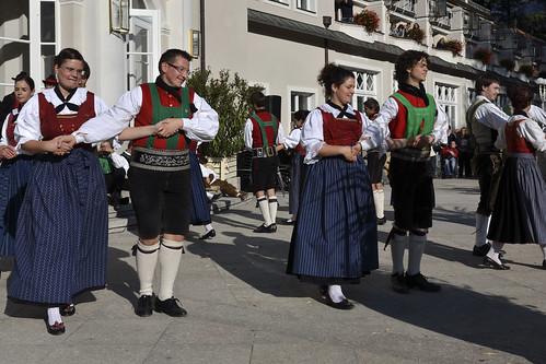 Traubenfest Volkstanzgruppe Untermais - Festa dell'Uva gru ...