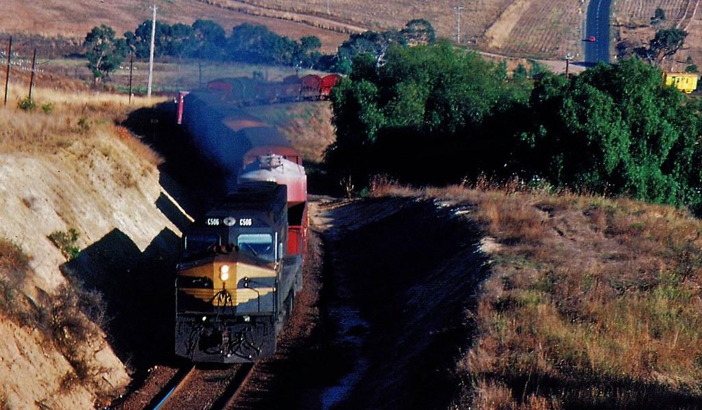 C506 at Bacchus Marsh by Rodney S300