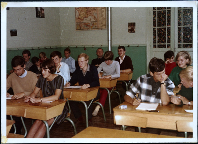Französisch-Unterricht - Réquista 1967