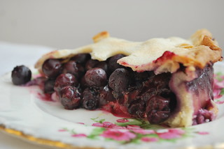 DSC_0508Blueberry pie | by M_tohappyvegans
