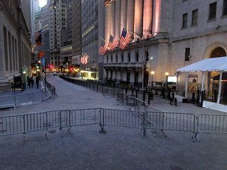 Downtown New York City Two Months After Zuccotti Park Raid | by craigdietrich