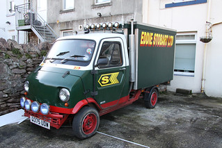 Mini Jiffy Stobart