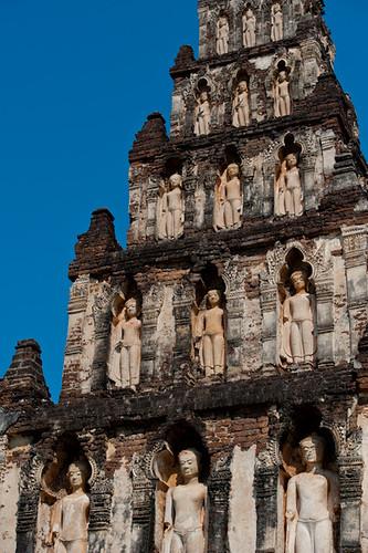 travel thailand temple nikon d3 lamphun hariphunchai totallythailand