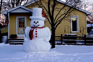 Real Frosty the Snowman? | by Sean Lancaster
