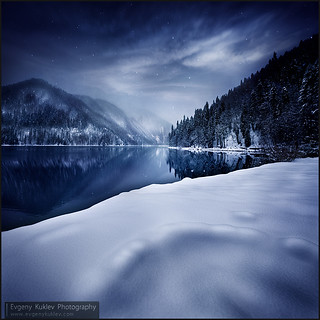 Winter lake | by da-kuk