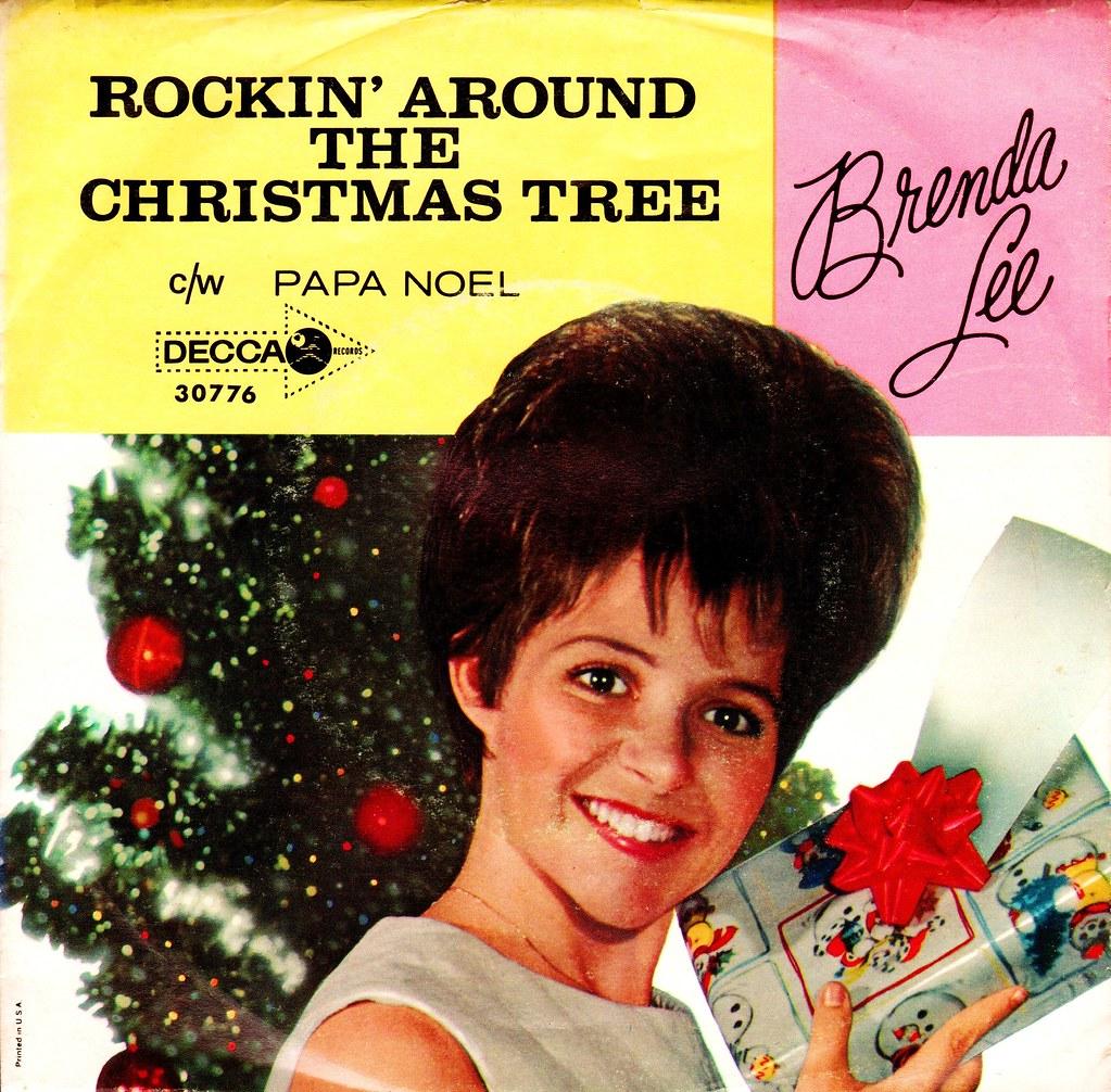 Rockin Around The Christmas Tree Brenda Lee.Lee Brenda Rockin Around The Christmas Tree Us 196