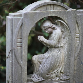 Angel Praying