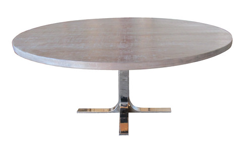 Hazen Table Round | by urbanwoods123