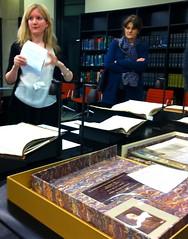 Darwin archives at Kew