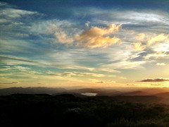 View from Mount Manuoha - Evening Edition