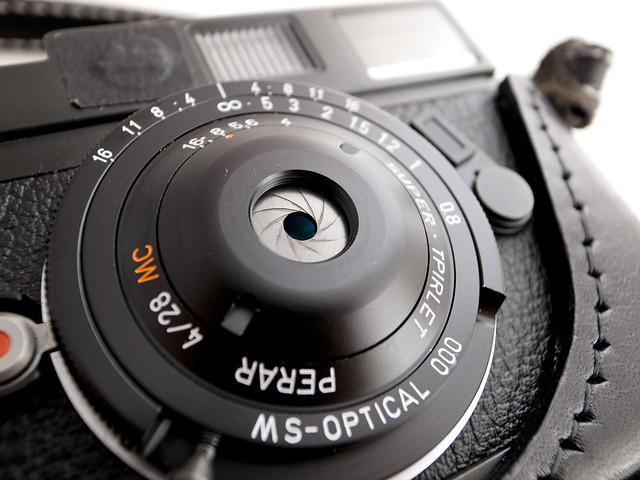 MS optical Perar 28mm f/4 no#000
