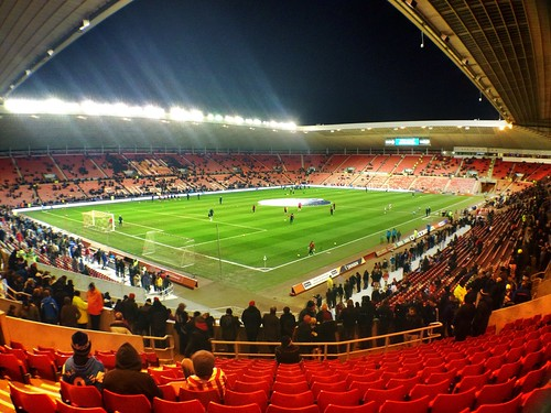 Stadium of Light Wide Angle | by g4shallow