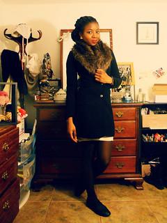 Day 8 - Dress Up My Coat!