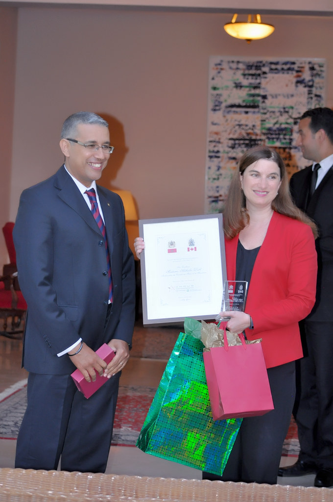 Au Maroc : Rencontres des diplômés marocains du Canada | HEC Montréal