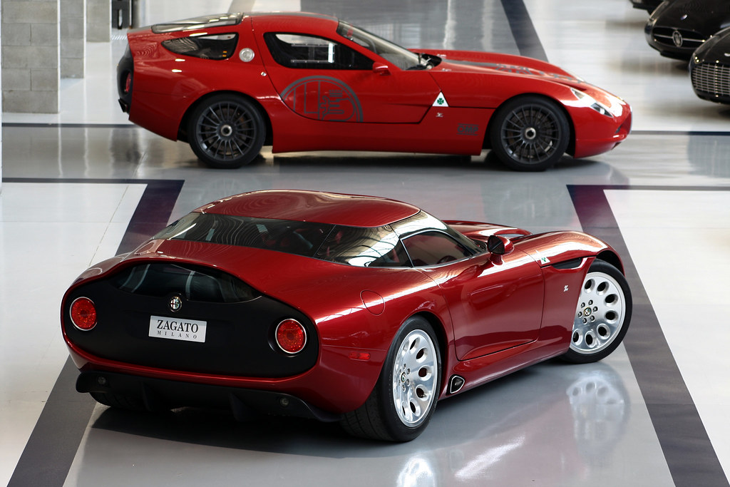 Alfa Romeo Zagato >> Alfa Romeo Zagato Nrma New Cars You Can Check Out The Fu