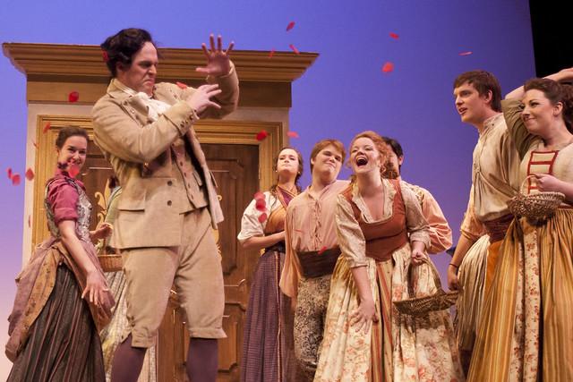 Le nozze di Figaro, Nov. 17–20, 2011