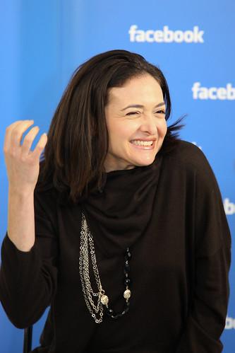 Sheryl Sandberg   by Sit With Me