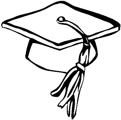 Graduation Cap Free Printable Coloring Page Kvrooma1 Flickr