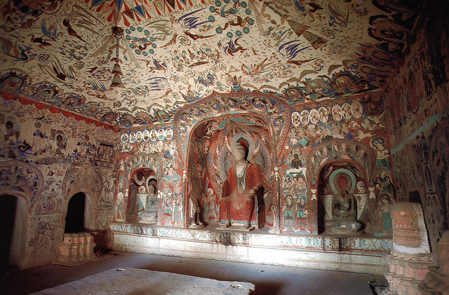 Dunhuang - Mogao-Caves