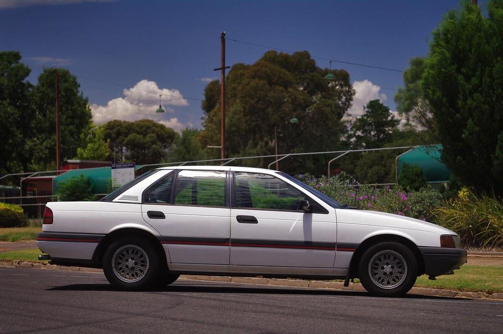 1988 Ford Falcon S EA 5 Speed Sedan